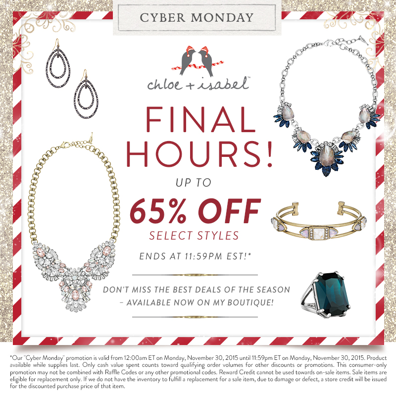 Last Call for Up To 65% Off!